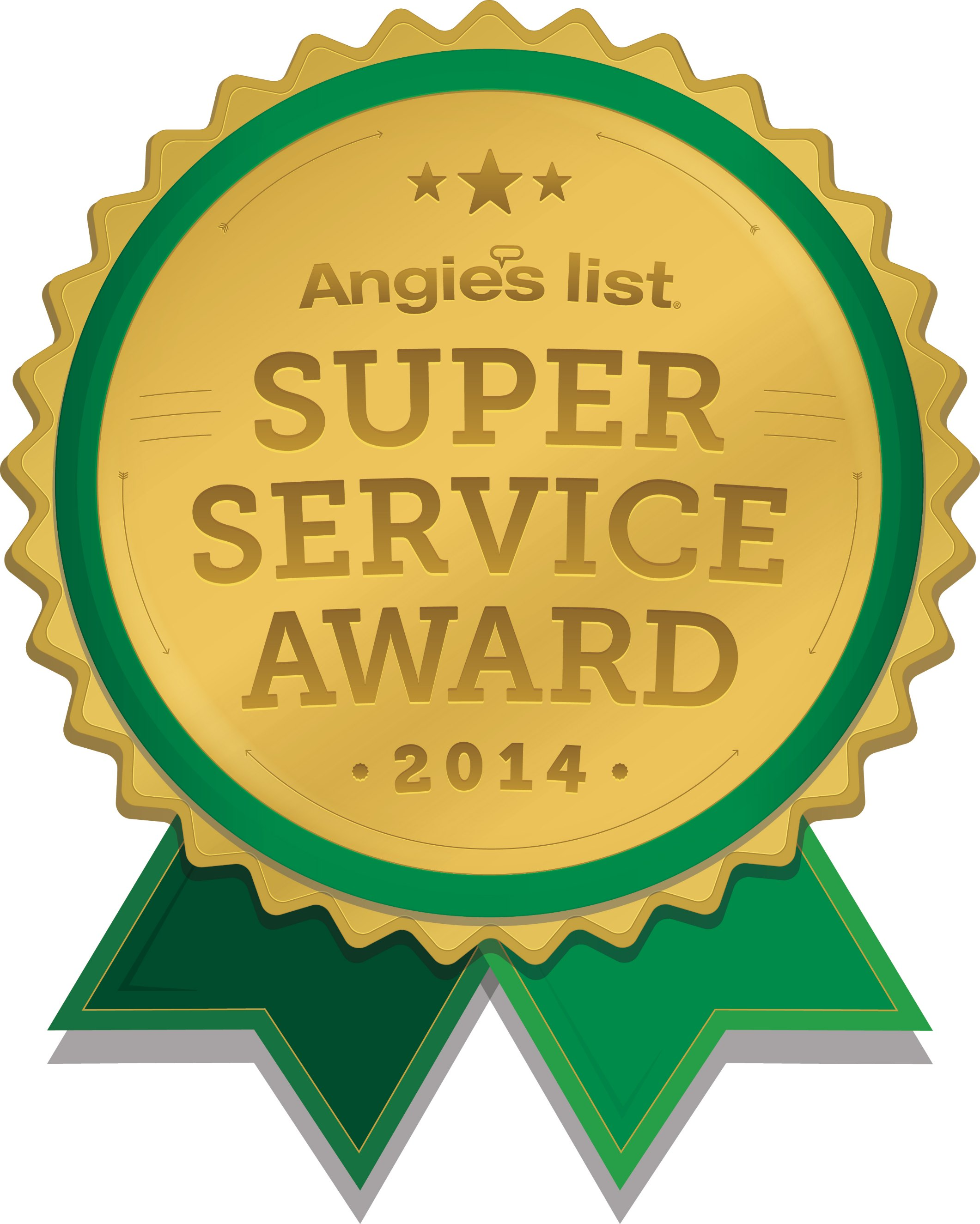 Super Service Award:  Painting Services