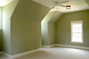 Interior Painters: Bedroom
